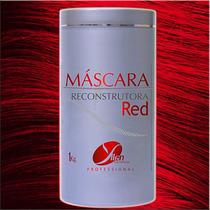 * Cabelo Red - Produto Profissional - Resultado De Salão *