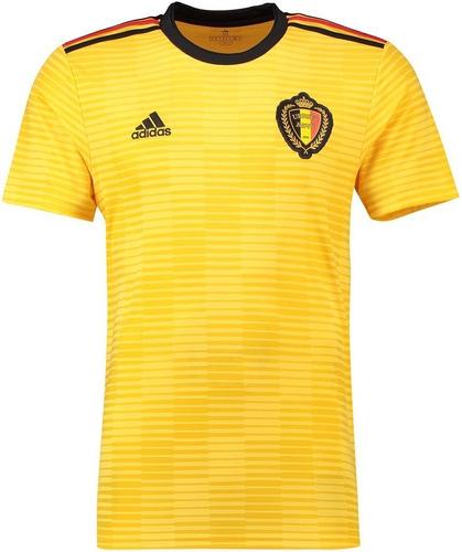Camisa Seleção Da Bélgica Uniforme 2 2018 Frete Grátis. R  120 be15fd06957d2