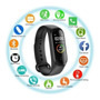 Relogio Smartwatch Pulseira Inteligente M4 Monitor Cardíaco Original
