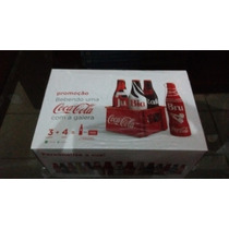 Caixa Lacrada Coleção Mini Garrafinhas Da Galera Coca Cola