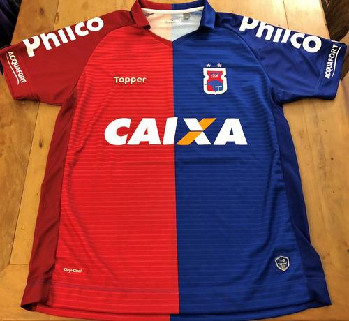7416d032ea Camisa Paraná Clube Brasileirão 2018 Usada Jogo  23