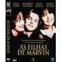 Dvd As Filhas De Marvin (semi Novo)