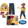 Fantasia Do Xerife Woody Original Da Loja Disney P/entrega