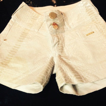Shorts Set Jeans Estilo Courino