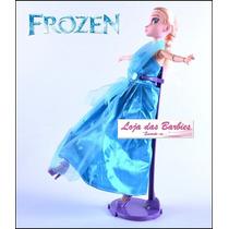 Suporte / Pedestal Para Boneca Frozen * Disney * Princesa