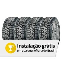 Jogo De 4 Pneus Pirelli Scorpion Atr 235/75r15 108t