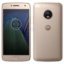 Motorola Moto G5 Xt1677 Dualsim 16gb Tela 5.0 +película+capa