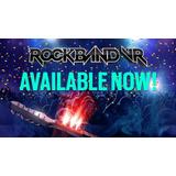Rock Band Vr (oculus Rift Vr Code)