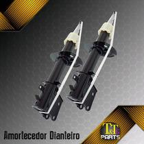 Amortecedor Dianteiro Fiat Palio 2003 Em Diante Original Par