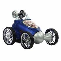 Carrinho Controle Remoto Turbo Twister Dtc 2887 Azul Fg
