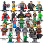 Boneco Tip Lego Super Heroes Batman Venom Thor Superman Hulk