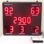 Placar Eletrônico Poliesportivo Led Basquete Volei Futebol
