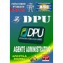 Apostila Concurso Publico Dpu Agente Administrativo