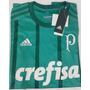 Camisa Original Palmeiras 2017 / 18 (home) Frete Grátis!