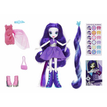 Boneca My Little Pony Equestria Girls Rarity Fashion A3995