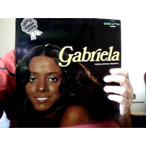**vinil- Gabriela -trilha Sonora Original Da Novela**