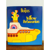 Livro The Beatles - Yellow Submarine Book Importado Uk 48 Pg