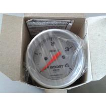 Manometro Cronomac Racing Ii 60mm - Turbo 4 Kg