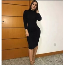 86bbe0b5ca94 Busca vestidos de manga com os melhores preços do Brasil ...