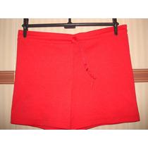 Shorts C/ Elastano Tam M