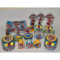 Kit Festa Infantil Personalizada Com 120 Itens