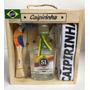 Kit Caipirinha Na Caixa ( Com Cachaça 51)