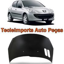 Capo Peugeot 207 Ano 2008 2009 2010 2011 2012 2013 Novo