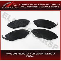 Pastilha De Freio Dianteira Gm Chevrolet Cobalt Com Abs Toda