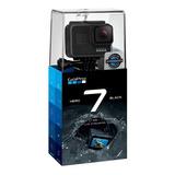 Câmera Digital Gopro Hero 7 Black 12mp Wi-fi Com Nota Fiscal