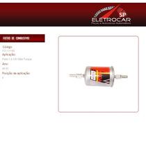 Filtro De Combustível Fiat Palio 1.6 16v Stile Torque 00 À 0