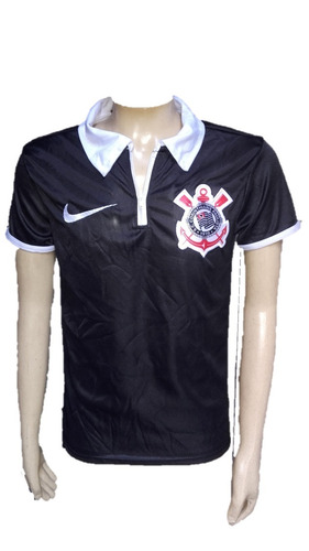 Blusa Camiseta Mini Baby Look Corinthians Feminina Aproveit 6e7132d1d58a8