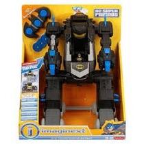 Imaginext Super Frinds Batbot - Mattel Dmt82