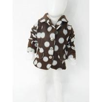 Blazer Infantil Menina Casaco Blusa Inverno Moda Oferta