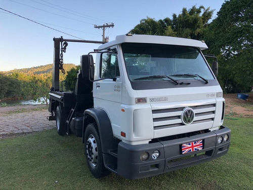 VW 17180 / 15180  BRUCK / CACAMBA / CHASSIS
