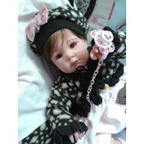Bebê Reborn Cristal Linda Promoção