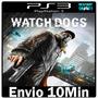 Watch Dogs Dublado Em Português Pt Br Psn Ps3 Envio Na Hora