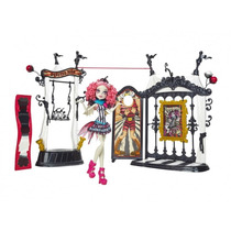 Monster High Freak Du Chic Circo Monstruoso Da Rochelle Go
