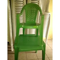 Jogo De Mesa E Cadeira C/ Braço Colorido