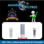 Refil Filtro Purificador Água Modelo Aqualar Ap230 Pe - 3m