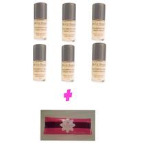 6 Bases La Beauté Tratamento Para Unhas Fracas + Brinde