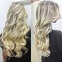 Mega Hair Fita Adesiva 20 Peças 36 Cm Cor 613