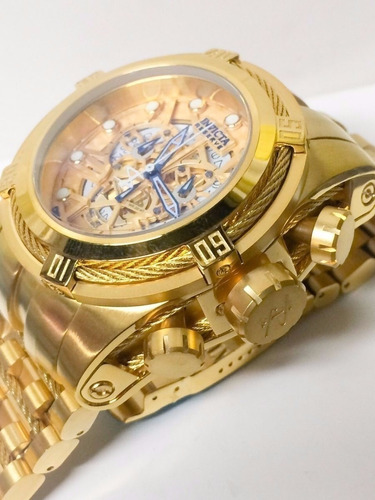 8b485515aa7 Relógio Masculino Invicta Bolt Zeus 12900 Azul Original