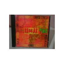 Cd Reggae Time Varios / Frete Gratis
