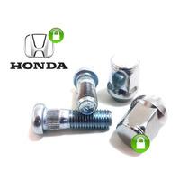 Cj. Parafuso+porca Roda Honda Civic, Fit, City, Cr-v,..(1)