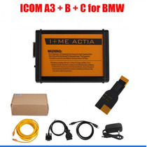 Scanner Automotivo Bmw Icom A3+b+c + Notebook D630