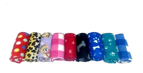 Kit 5 Manta Pet Cobertor