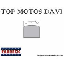 Pastilha Freio Fabreck Kawasaki Zx11 93/97 Zx7 89/99traseira