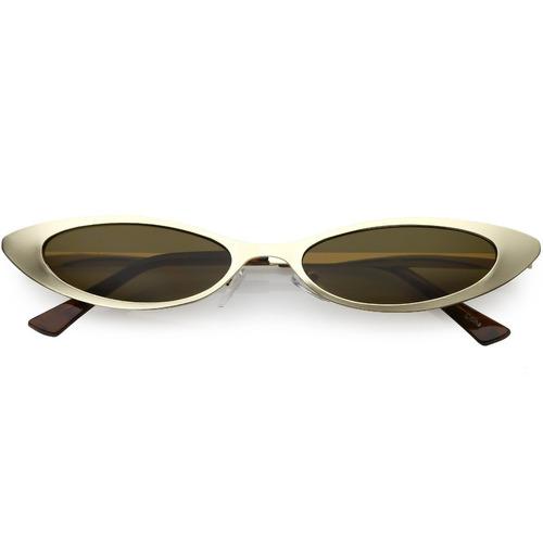 b5fd63d5e Óculos De Sol De Gatinho - Redondo - Hipster. R$ 79
