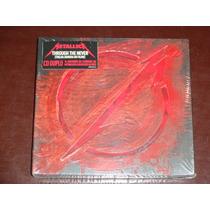 Cd Duplo Metallica Through The Never Deluxe Edition Lacrado