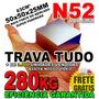 Imã Neodímio Bloco Super Forte Trava Tudo N52 50x50x25 Ima